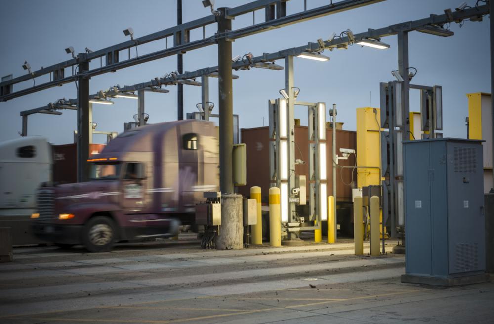 Truck gates at Port of Houston (Photo: Port of Houston)