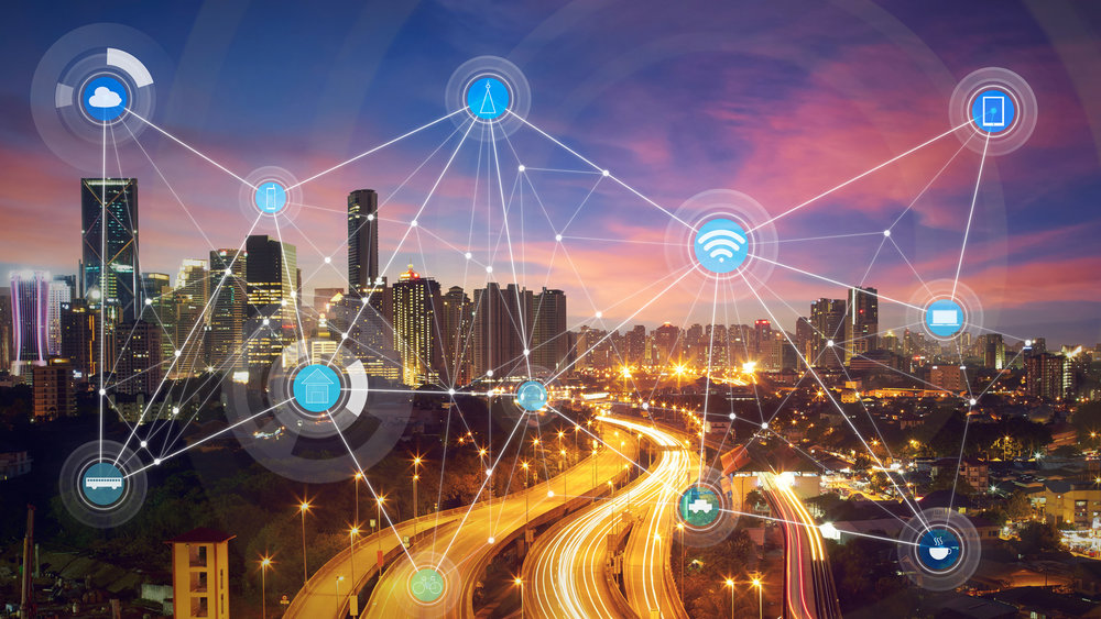 The connected Smart Cities of the future require smart solutions that go beyond just autonomous vehicles. ( Photo: Shutterstock )