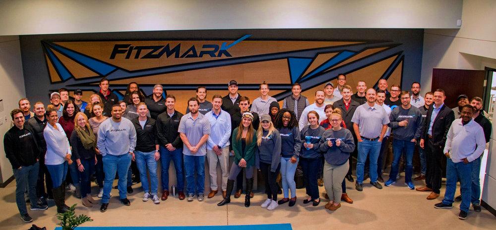 The FitzMark team. ( Photo: FitzMark )