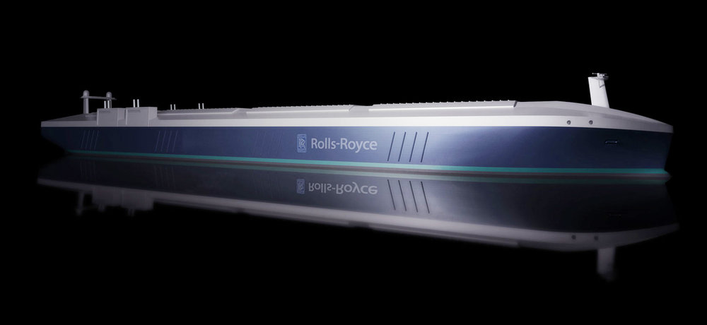 Regulation is struggling to keep pace with change on the water as innovation in autonomous shipping takes great strides towards crewless vessels. Credit:  rolls-royce.com