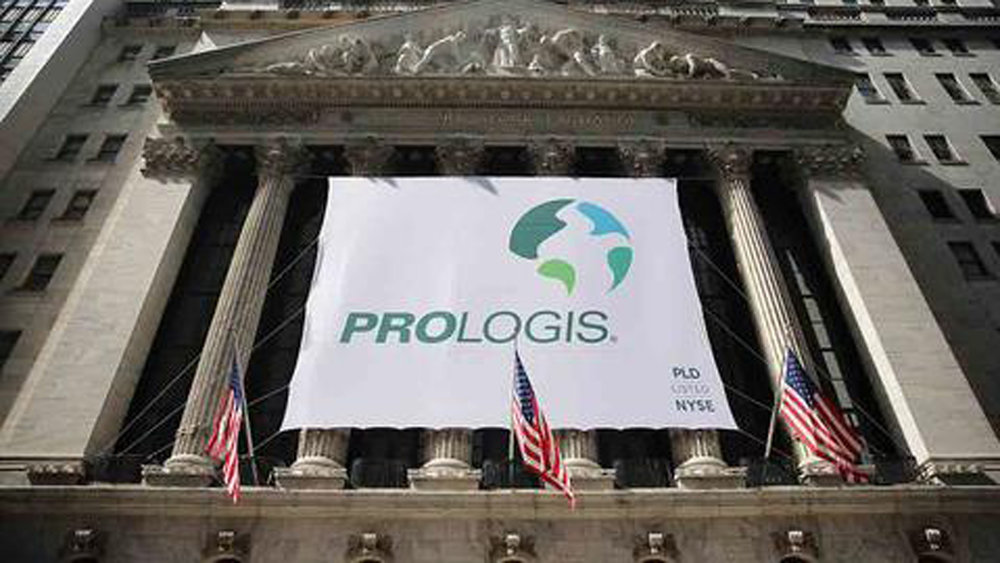 Great results, cautious words (Photo: Prologis)