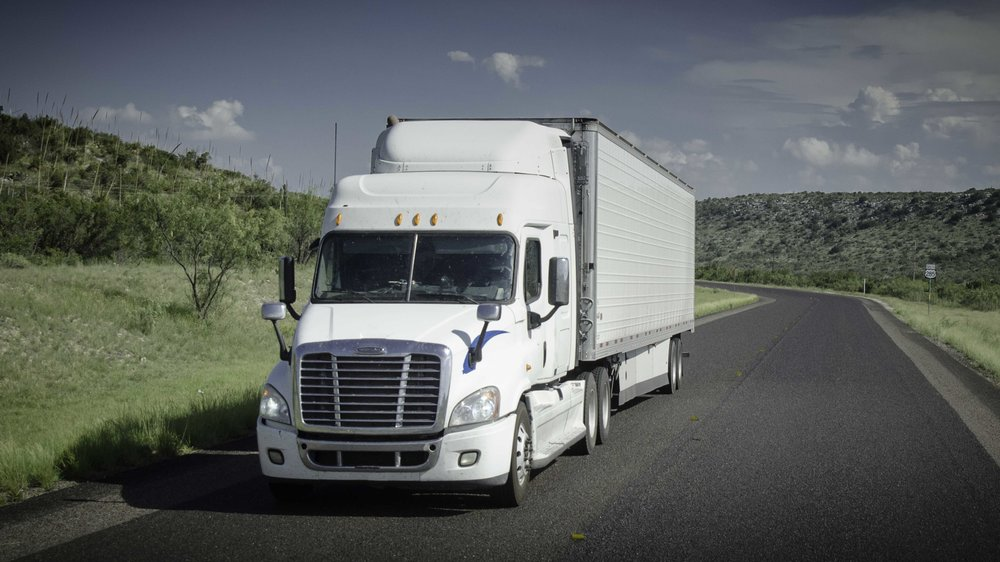 One-quarter of carrier respondents to a new survey believe that driver pay will need to approach $100,000 a year before it makes a dent in driver turnover.  ( Photo: Jim Allen/FreightWaves )