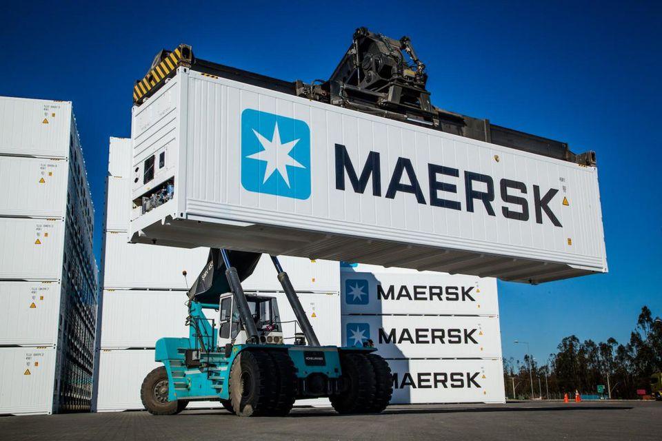 ( Photo: Maersk )