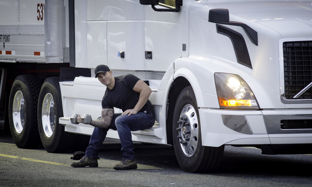 Recruiting and keeping drivers remains a difficult task for carriers, but several experts said that a strong social media approach improves both tasks. ( Photo: Jim Allen/FreightWaves )