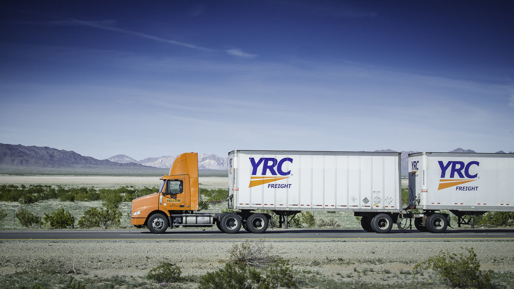New Penn, YRC unit, seeks operational changes as parent, Teamsters spar over contract (Photo: Jim Allen/FreightWaves)