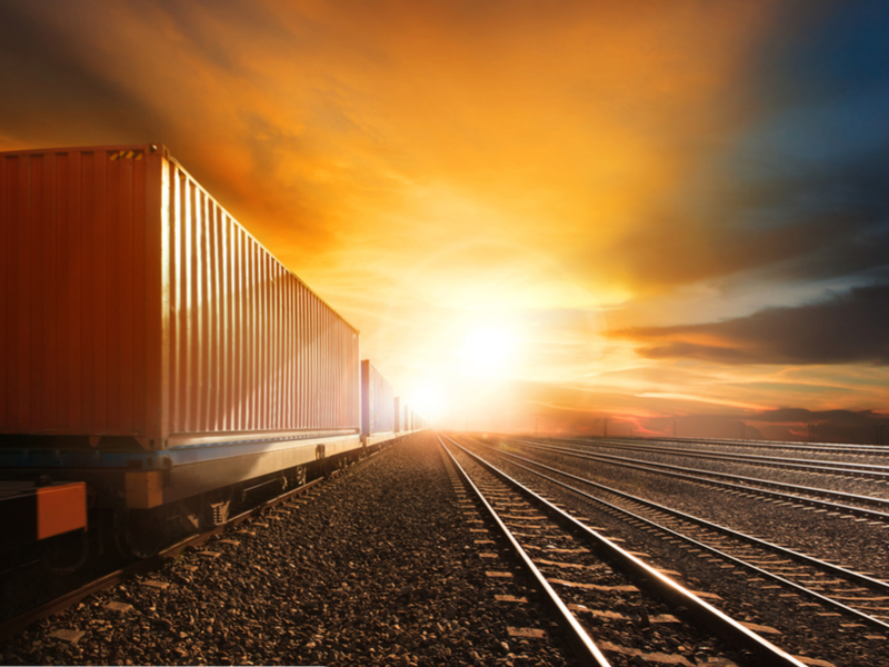 Australian Stock Exchange listed bulk rail freight operator Aurizon reported decreases in top-line revenue, earnings before interest, tax and depreciation, and a big decline in net profit after tax on February 11, 2019 . (Photo: Shutterstock).