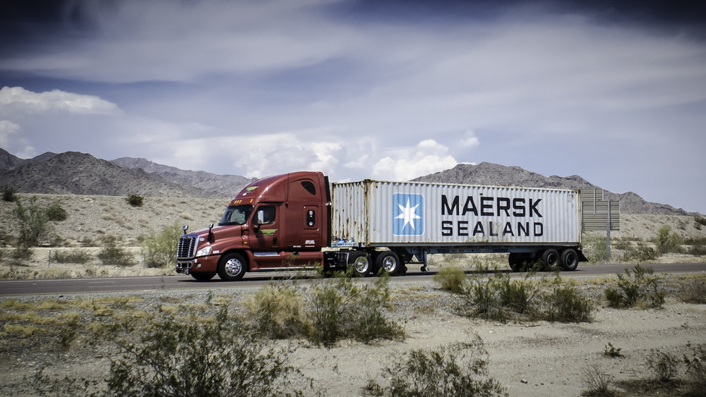 Maersk expects to grow its customs house brokerage business both through acquisition and organically. Credit: Jim Allen/FreightWaves.