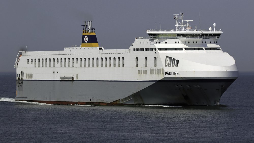 Freight ferry operator CLdN, formerly Cobelfret, bids to capture spill-over cargo from competitors after Brexit. Credit: Shutterstock.