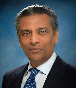 Raj Subramaniam, (above) FedEx's soon-to-be president, COO (Photo: FedEx)