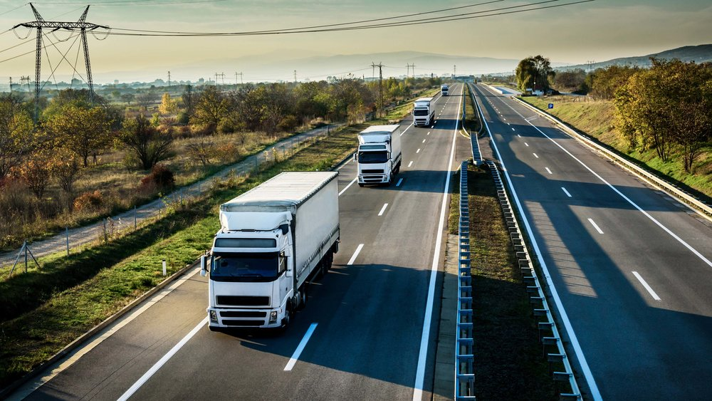 New lorries operating in the European Union will for the first time face emissions regulations after the European Parliament and Council agreed carbon emission cuts. Credit: iStock/IvanSpasic.