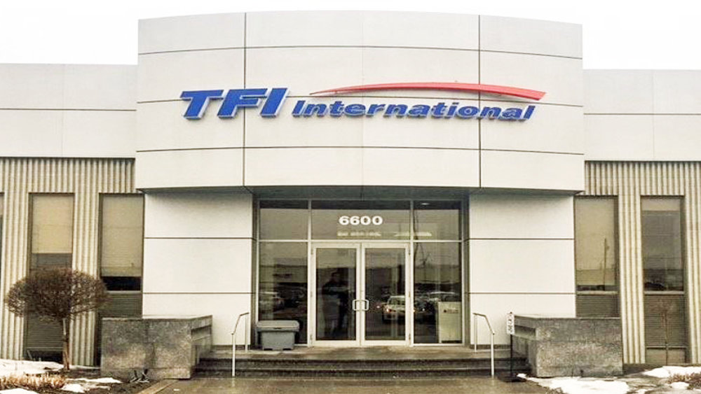 TFI international wants to bolster its U.S. last-mile business with the assets of BEAVEX.