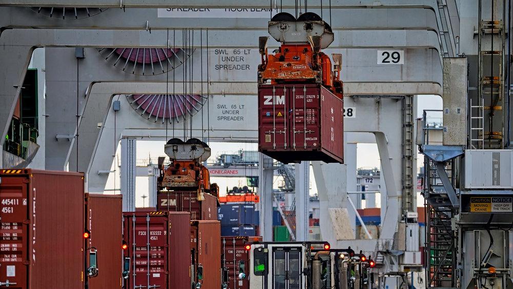 Photo Credit: Georgia Ports Authority