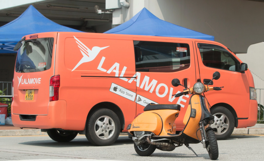Hong Kong-based Lalamove promises same-day deliveries in under an hour. The company has just closed a $300 million round of funding to expand its geographic footprint further.