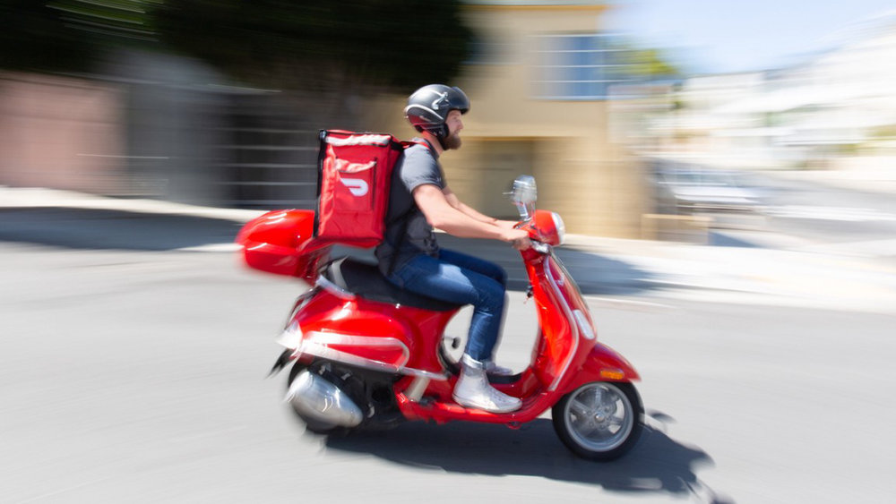 Another $400 million in funding for the firm (Image: DoorDash)