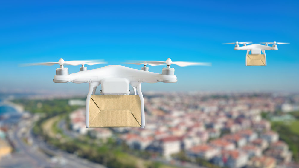 As the U.S. government works to ease restrictions on where drones can fly, they could become an attractive target for hackers. ( Photo: Shutterstock )