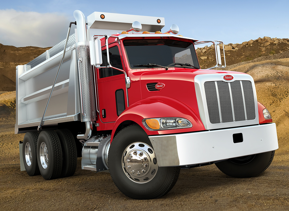 Peterbilt announced its Model 348 will be available with the Bendix Wingman Fusion system.