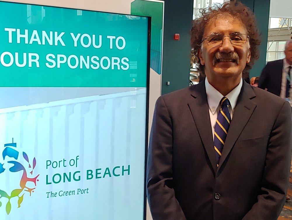 Port of Long Beach Executive Director Mario Cordero at TPM 2019.