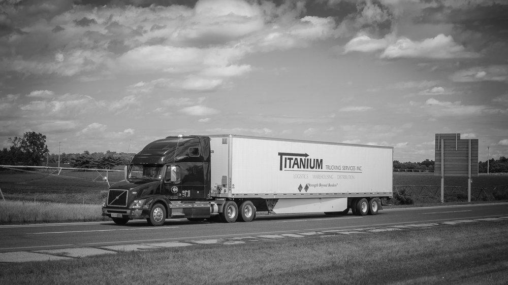 titanium transportation has made 10 asset-based trucking acquisitions since 2011. image: jim allen/freightwaves