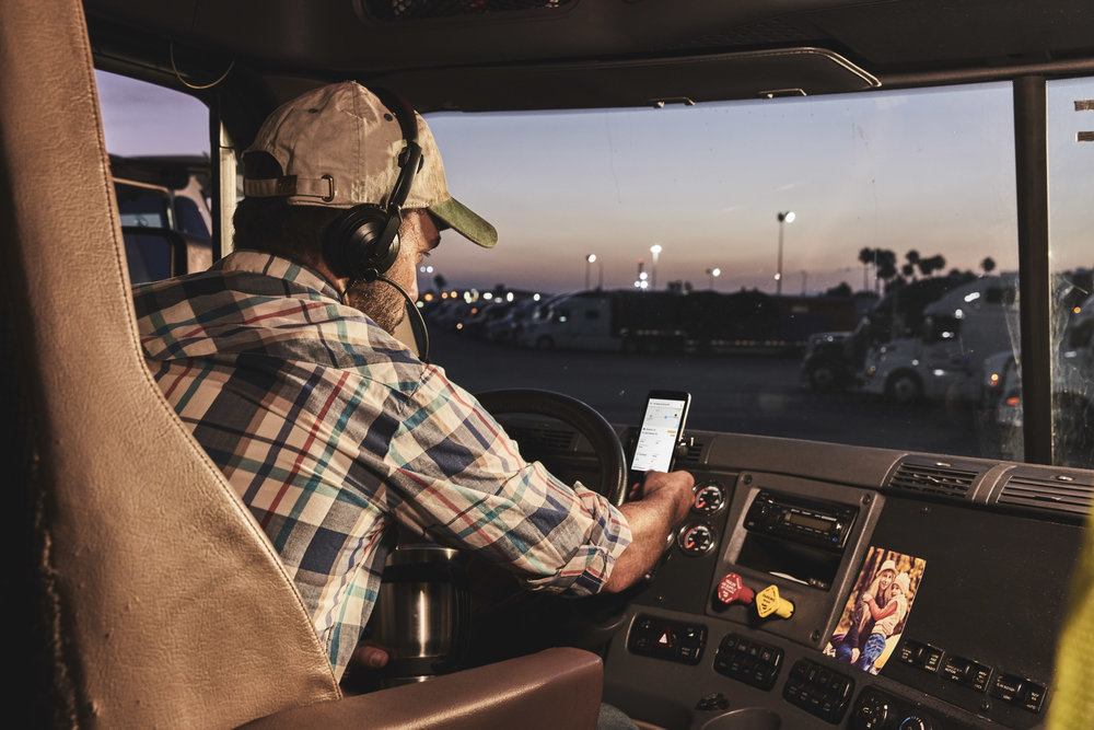 ( Photo: Uber Freight )