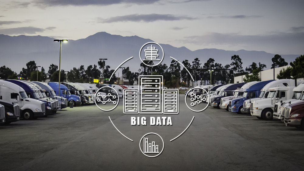 Big data is opening up opportunities for shippers of all sizes, and used properly, it can help reduce shipping rates and improve customer service. ( Photo: Jim Allen/FreightWaves )