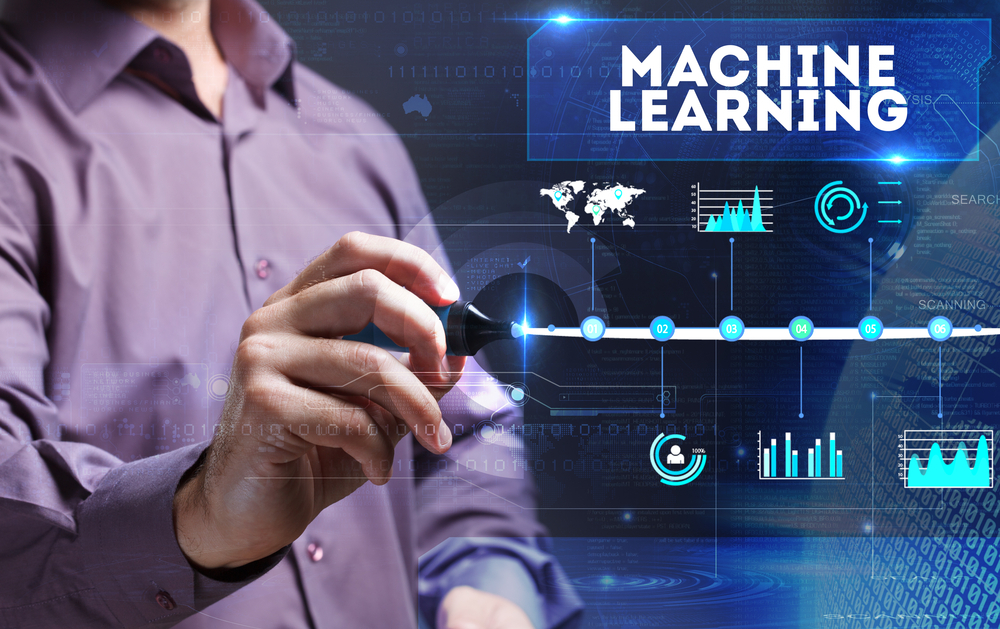 Several logistics and transportation software providers claim to have machine learning capabilities, but in many cases, the results don't match the hype. ( Photo: Shutterstock )