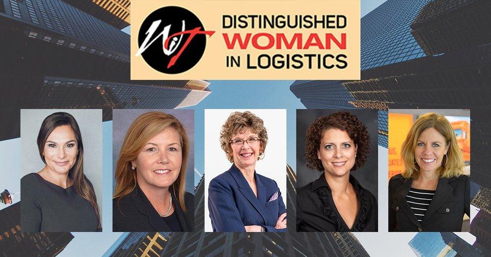 Image: Women in Trucking