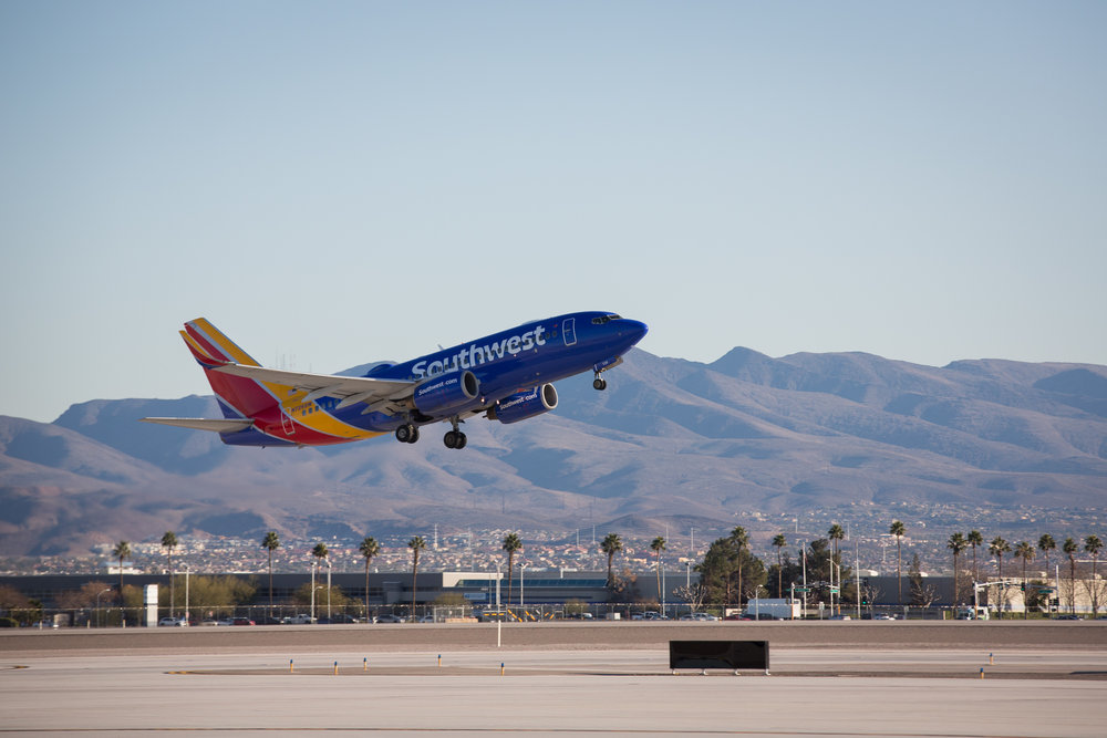 ( Photo: Southwest Airlines )
