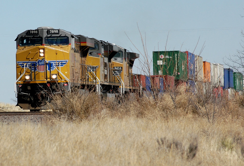 (Photo: Jim Allen/FreightWaves)