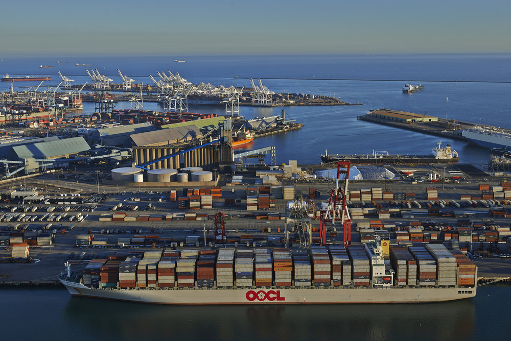 Photo Credit: Port of Long Beach