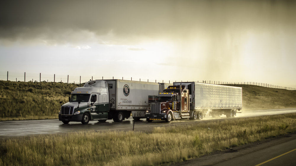 Rate increases are slowing and could even turn negative later this year, although fleet profits should remain strong for much of the year. ( Photo: Jim Allen/FreightWaves )