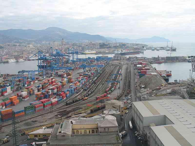 The Port of Genoa (Photo: World Port Source)