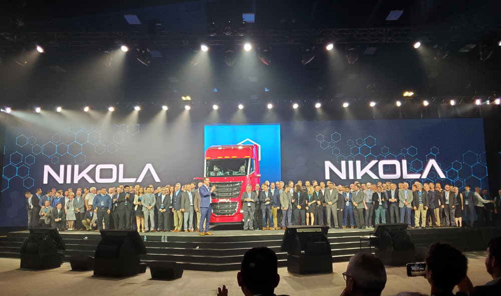 Nikola employees on stage.jpg