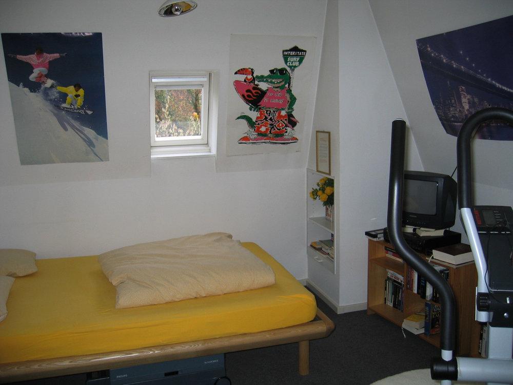Gästezimmer vorher