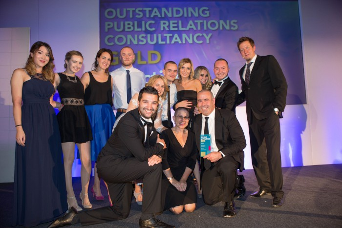 CIPR Outstanding Public Relations Consultancy 2015 | Effective Communication