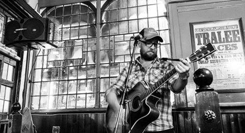 Singer-songwriter Chris Kelly