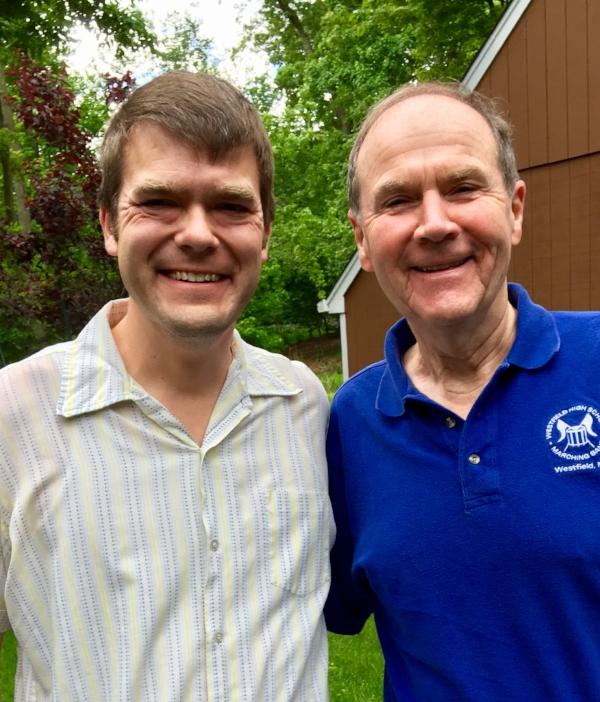 Peter Horn and Bob Petix