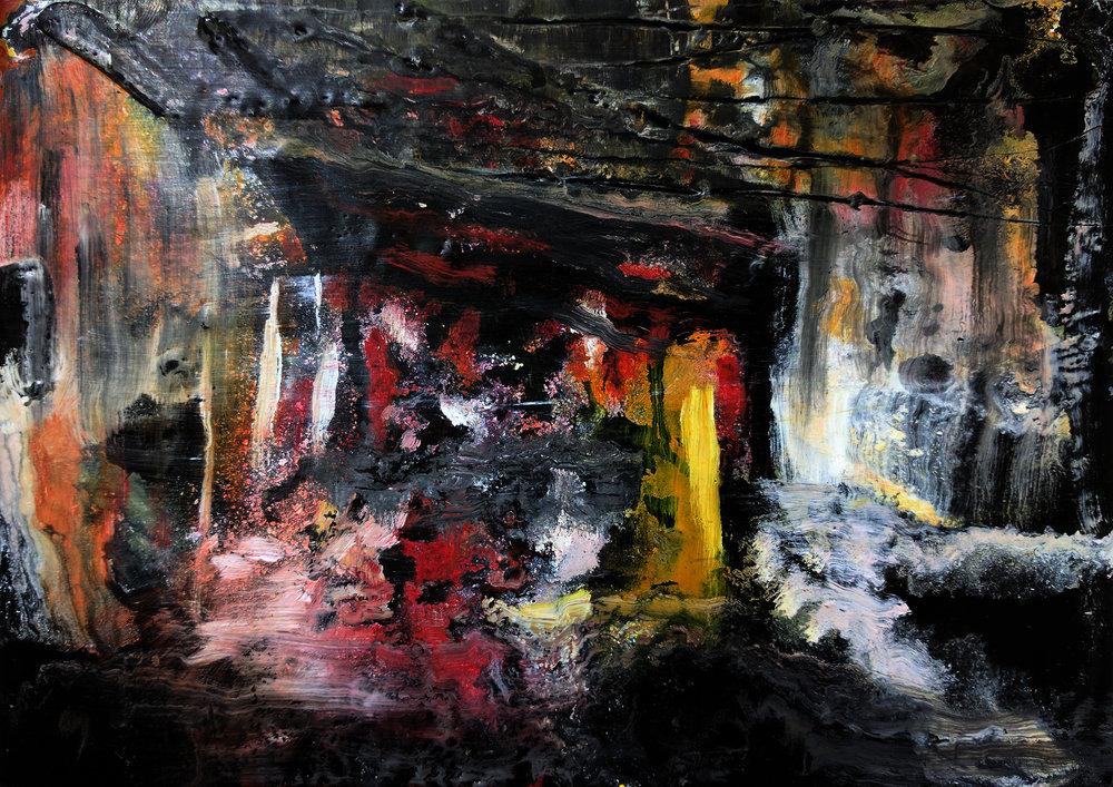 Dark Night of the Soul: Tunnel