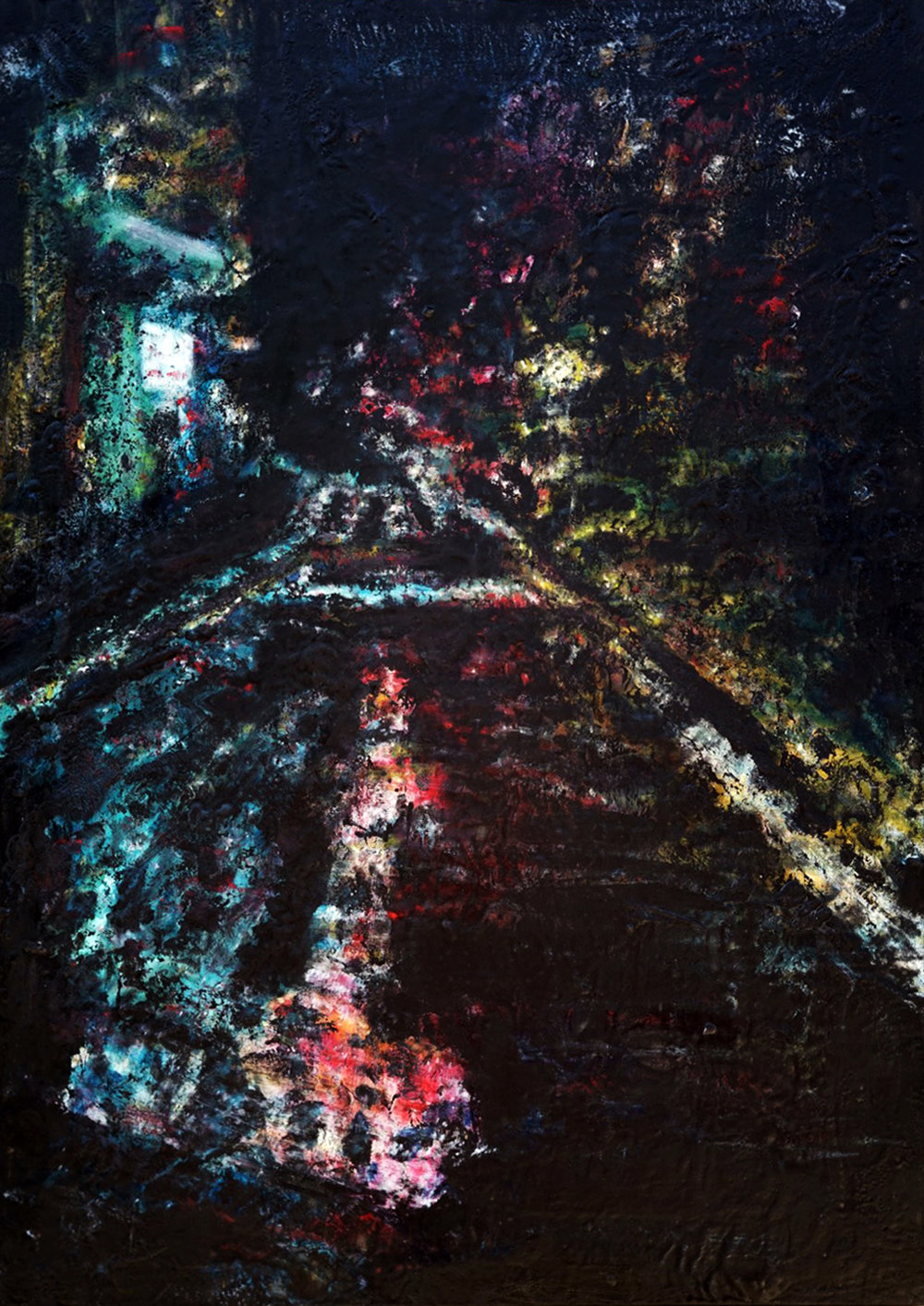 Dark Night of the Soul: Stop