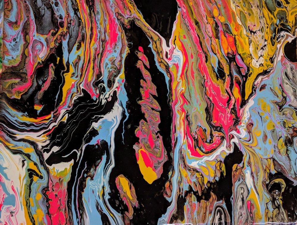 Fluid Acrylic 4