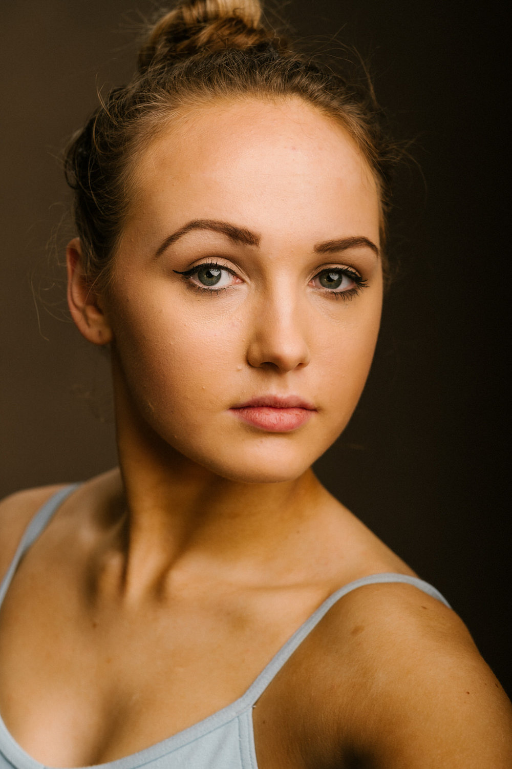 RK Media Jennie Carr actor and dancer portraits by Roger Kenny