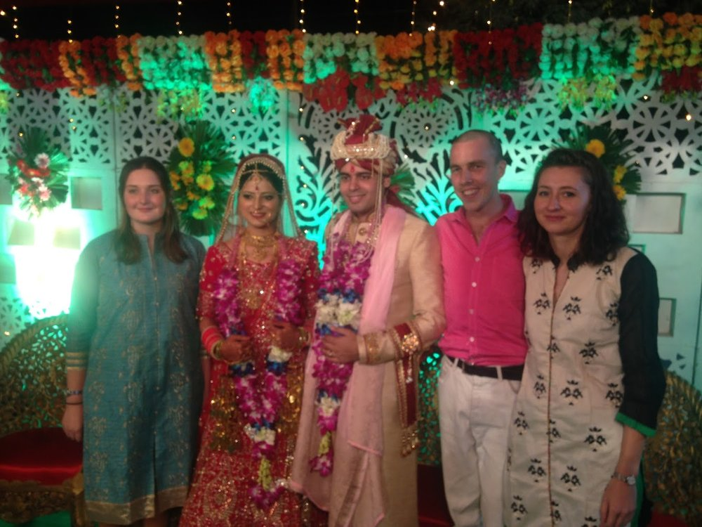 Indian wedding near Modinagar