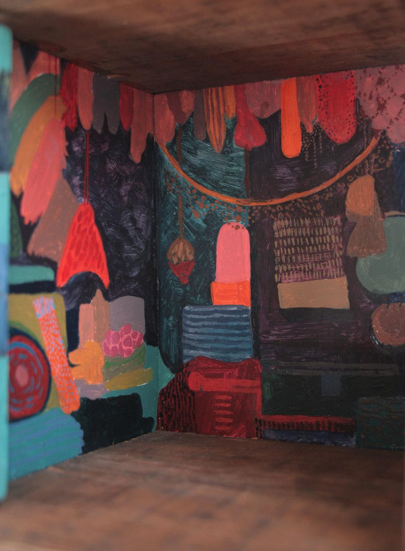 Shrine I (interior)