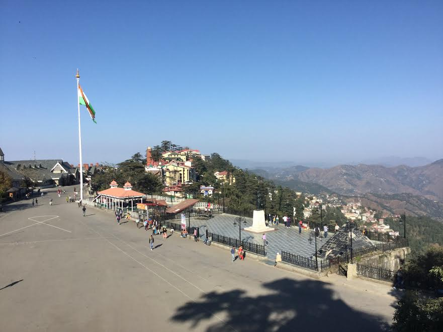 The Ridge, Shimla