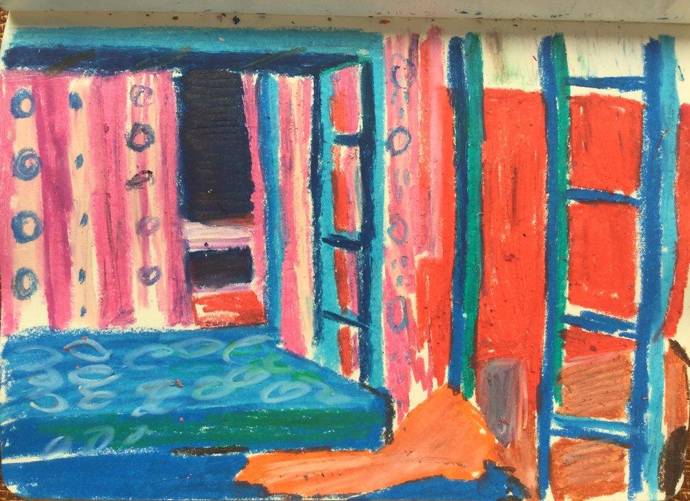 Alleppey dormitory