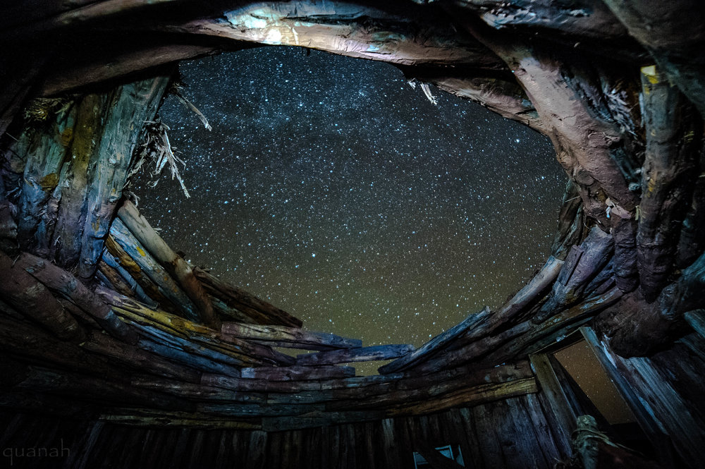 Sky light of Star