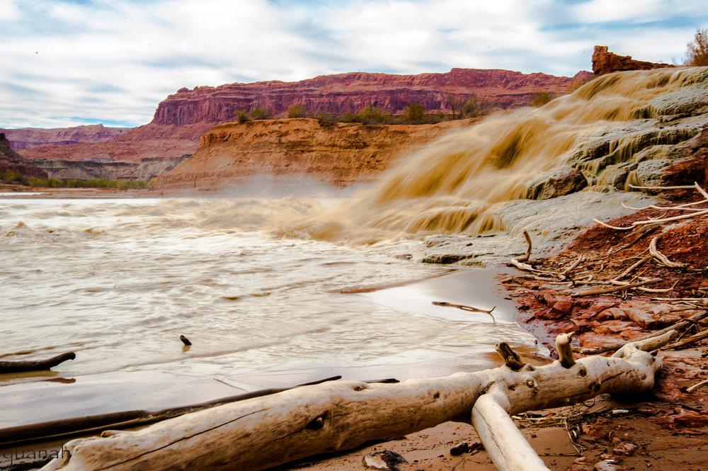 Copper Canyon Falls