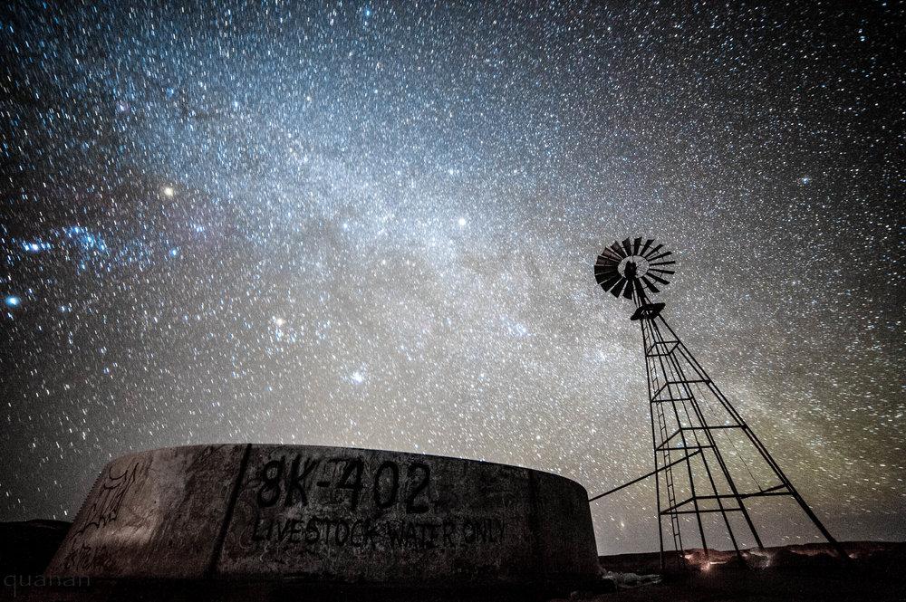 Milky Windmill