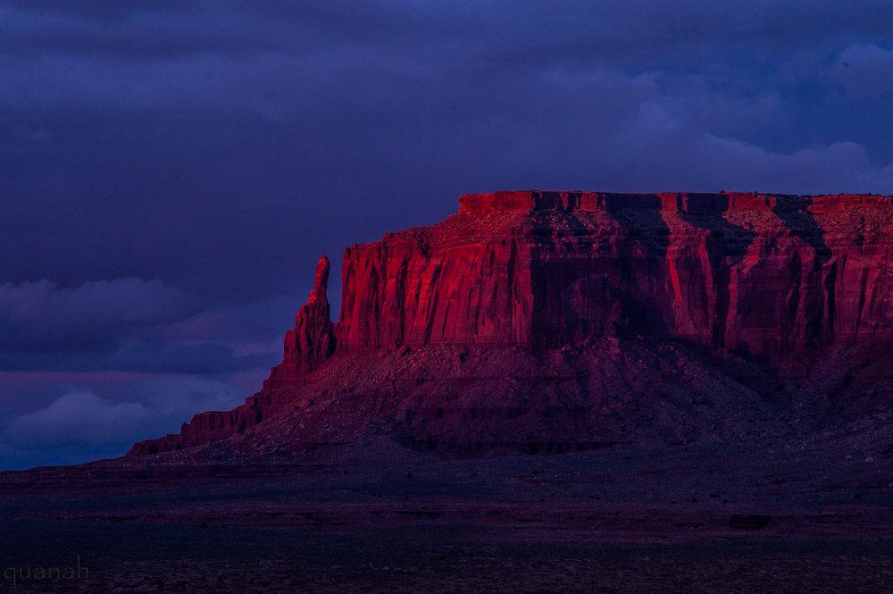 Bloody Eagle Sunset Mesa