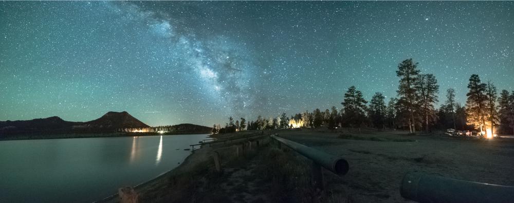 2am Wheatfields Lake