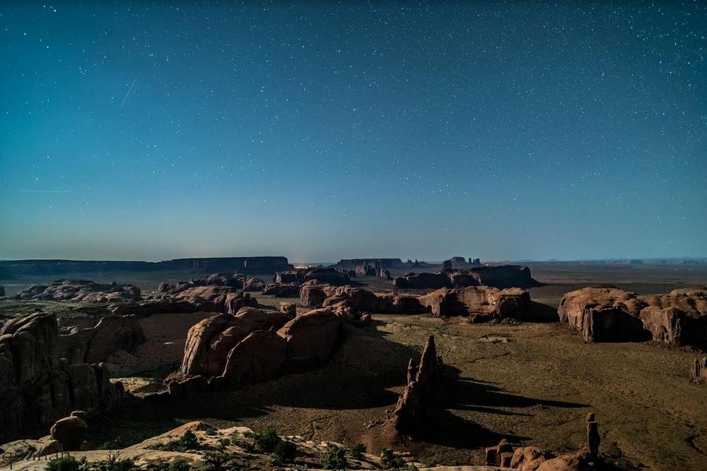 Midnight Hunts Mesa View